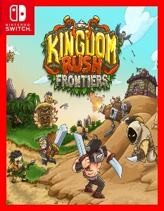 Kingdom Rush Frontiers (NSP) [UPDATE] [Switch] [MF-MG-GD]