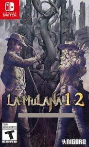 LA-MULANA 1 & 2 (NSP) [Switch] [MF-MG-GD]