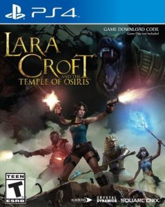 Lara Croft and the Temple of Osiris [PKG] [v1.02] [PS4] [USA] [MF-MG-GD]