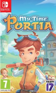 My Time at Portia (NSP) [UPDATE] [DLC] [Switch] [MF-MG-GD]