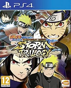 NARUTO SHIPPUDEN: Ultimate Ninja STORM Trilogy [PKG] [PS4] [EUR] [MF-MG-GD]