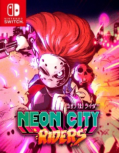 Neon City Riders (NSP) [Switch] [MF-MG-GD]