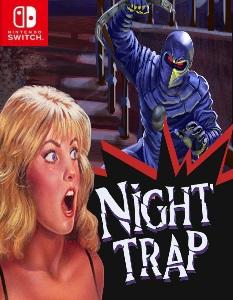 Night Trap – 25th Anniversary Edition (NSP) [Switch] [MF-MG-GD]