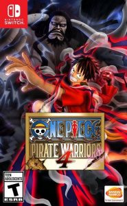 ONE PIECE: PIRATE WARRIORS 4 (NSP) [USA] [14DLCs] [UPDATE] [Switch] [MF-MG-GD]