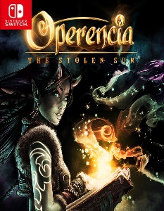 Operencia: The Stolen Sun (NSP) [Switch] [MF-MG-GD]