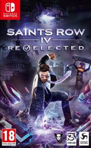 Saints Row IV: Re-Elected (NSP) [UPDATE] [Switch] [MF-MG-GD]