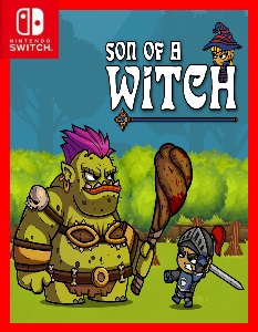 Son of a Witch (NSP) [UPDATE] [Switch] [MF-MG-GD]
