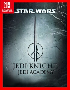 STAR WARS Jedi Knight: Jedi Academy (NSP) [Switch] [MF-MG-GD]