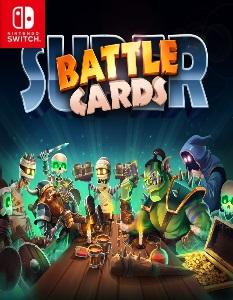 Super Battle Cards (NSP) [Switch] [MF-MG-GD]