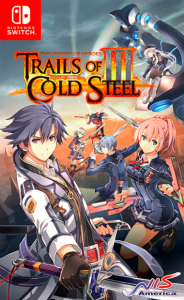 The Legend of Heroes: Trails of Cold Steel III (NSP) [English MOD] [Switch] [MF-MG-GD]