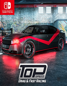 Top Speed: Drag & Fast Racing (NSP) [Switch] [MF-MG-GD]