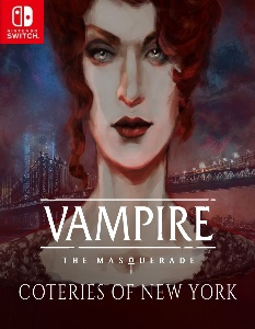 Vampire: The Masquerade – Coteries of New York (NSP) [Switch] [MF-MG-GD]