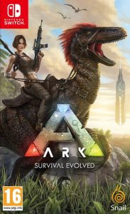 ARK: Survival Evolved (NSP) [UPDATE] [Switch] [MF-MG-GD]