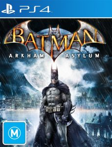 Batman Return to Arkham Asylum [PKG v1.02] [PS4] [EUR] [MF-MG-GD]