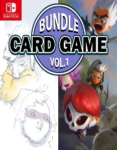 Card Game Bundle Vol. 1 (NSP) [Switch] [MF-MG-GD]