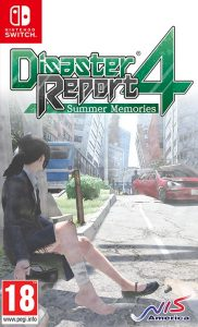 Disaster Report 4: Summer Memories (NSP) [UPDATE] [20DLCs] [Switch] [MF-MG-GD]