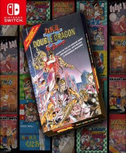 DOUBLE DRAGON Ⅱ: The Revenge (NSP) [UPDATE] [Switch] [MF-MG-GD]