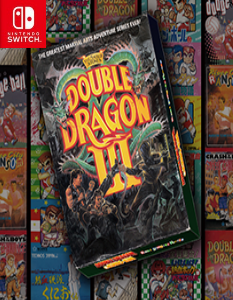 DOUBLE DRAGON Ⅲ: The Sacred Stones (NSP) [UPDATE] [Switch] [MF-MG-GD]