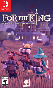 For The King (NSP) [UPDATE] [Switch] [MF-MG-GD]