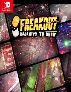 Freakout: Calamity TV Show (NSP) [Switch] [MF-MG-GD]