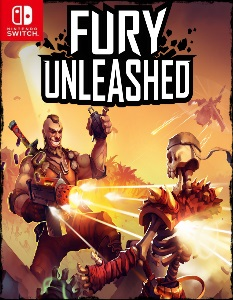 Fury Unleashed (NSP) [DEMO] [UPDATE] [Switch] [MF-MG-GD]