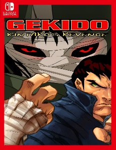 Gekido Kintaro's Revenge (NSP) [UPDATE] [Switch] [MF-MG-GD]