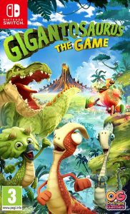 Gigantosaurus The Game (NSP) [Switch] [MF-MG-GD]