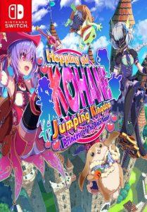 Hopping girl KOHANE Jumping Kingdom: Princess of the Black Rabbit (NSP) [Switch] [MF-MG-GD]