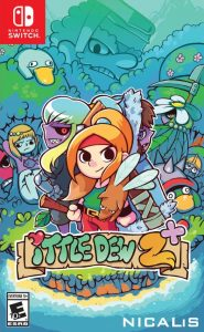 Ittle Dew 2+ (NSP) [Switch] [MF-MG-GD]