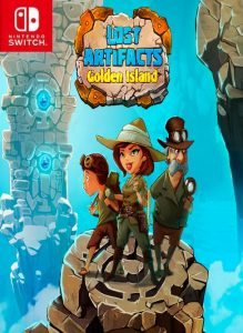 Lost Artifacts: Golden Island (NSP) [Switch] [MF-MG-GD]
