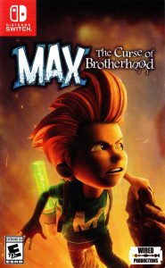 Max: The Curse of Brotherhood (NSP) [UPDATE] [Switch] [MF-MG-GD]