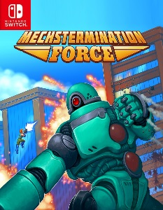 Mechstermination Force (NSP) [UPDATE] [Switch] [MF-MG-GD]