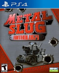 METAL SLUG ANTHOLOG [PKG] [PS4] [EUR] [MF-MG-GD]
