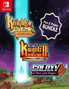 Pen and Paper Games Bundle (NSP) [Switch] [MF-MG-GD]