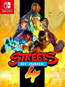 Streets of Rage 4 (NSP) [UPDATE] [Switch] [MF-MG-GD]