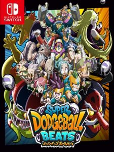 Super Dodgeball Beats (NSP) [Switch] [MF-MG-GD]
