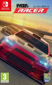 Super Street: Racer (NSP) [Switch] [MF-MG-GD]