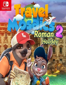 Travel Mosaics 2 Roman Holiday (NSP) [Switch] [MF-MG-GD]