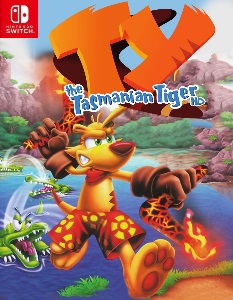 TY the Tasmanian Tiger HD (NSP) [Switch] [MF-MG-GD]