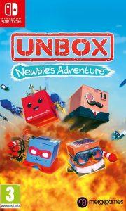 Unbox: Newbie's Adventure (NSP) [UPDATE] [Switch] [MF-MG-GD]