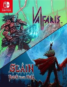 Valfaris & Slain Double Pack (NSP) [Switch] [MF-MG-GD]