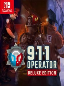 911 Operator Deluxe Edition (NSP) [Switch] [MF-MG-GD]