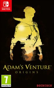 Adam's Venture: Origins (NSP) [Switch] [MF-MG-GD]