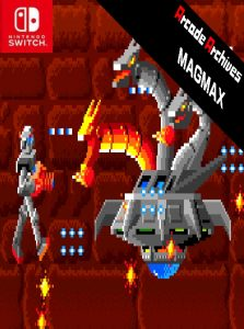 Arcade Archives MAGMAX (NSP) [Switch] [MF-MG-GD]
