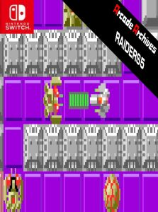 Arcade Archives RAIDERS5 (NSP) [Switch] [MF-MG-GD]