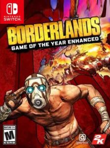 Borderlands: Game of the Year Edition (NSP) [UPDATE] [Switch] [MF-MG-GD]