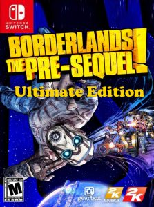 Borderlands: The Pre-Sequel Ultimate Edition (NSP) [UPDATE] [Switch] [MF-MG-GD]