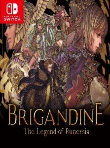 BRIGANDINE The Legend of Runersia NSP UPDATE SWITCH