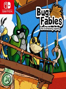 Bug Fables: The Everlasting Sapling (NSP) [Switch] [MF-MG-GD]