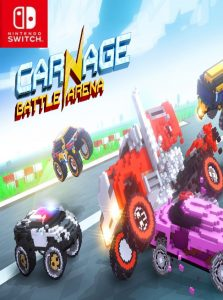 Carnage: Battle Arena (NSP) [Switch] [MF-MG-GD]